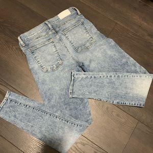 Pistola Medium Wash Distressed Jeans